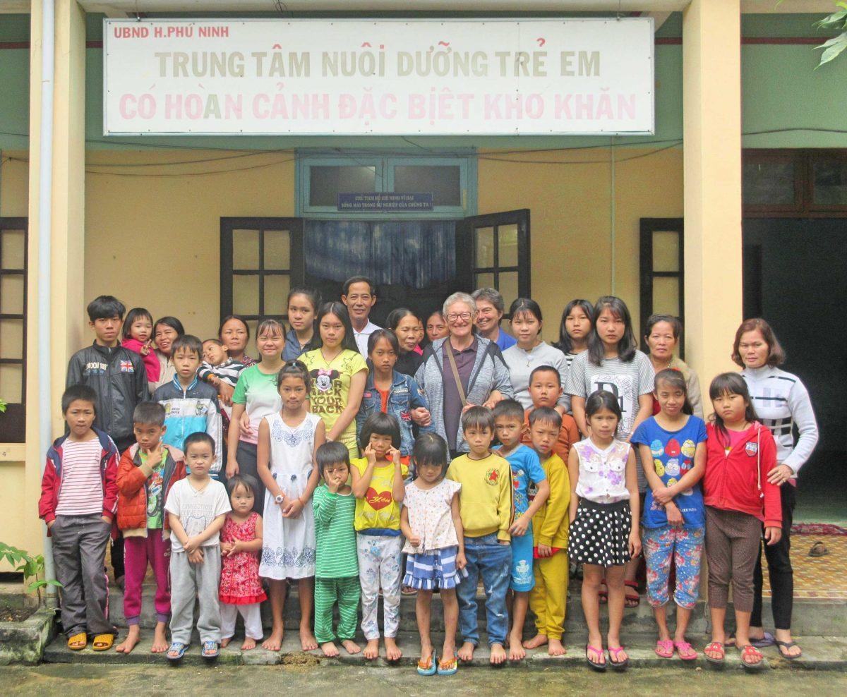 PHU NINH CHILDREN'S HOME